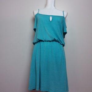 C&C California Teal Summer Dress